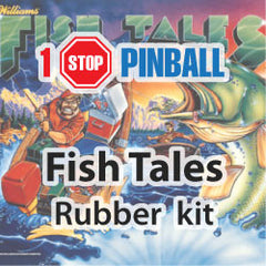 Fish Tales Rubber Kit
