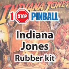 Indiana Jones - Williams Rubber Kit