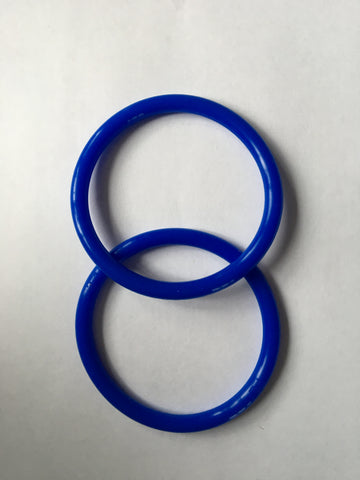 "2 1/2"" Coloured Rubber Ring"