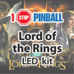 Lord of the Rings - Pinball Led Kit