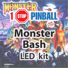 Monster Bash - Pinball LED Kit