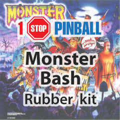 Monster Bash Rubber Kit