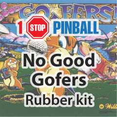 No Good Gofers Rubber Kit