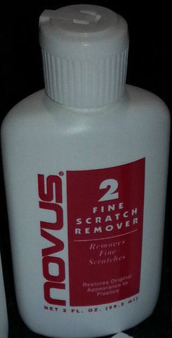 Novus 2 - Fine Scratch Remover 2oz Bottle