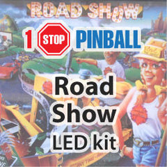 Road Show - Pinball LED Kit