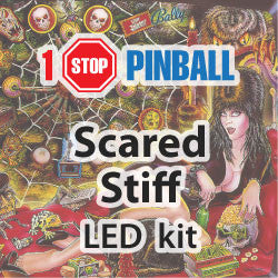 Scared Stiff - Pinball Led Kit