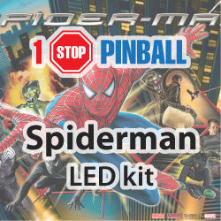 Spiderman - LED Kit
