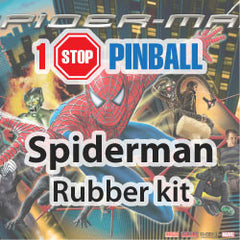 Spiderman - Stern Rubber Kit