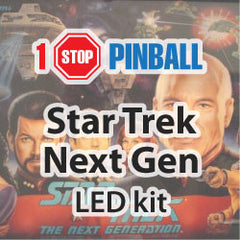 Star Trek the Next Generation - Pinball Led Kit