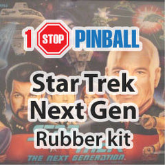 Star Trek the Next Generation Rubber Kit