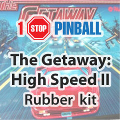 The Getaway : High Speed II Rubber Kit