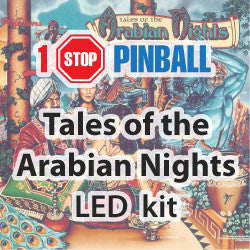 Tales of the Arabian Nights - Pinball Led Kit