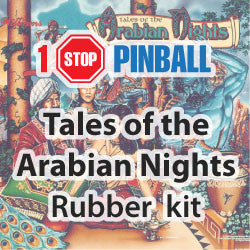 Tales of the Arabian Nights Rubber Kit