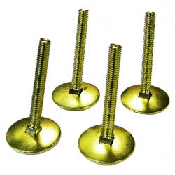 Leg Leveller Gold - Heavy Duty