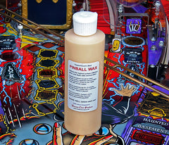 Treasure Cove Pinball Wax