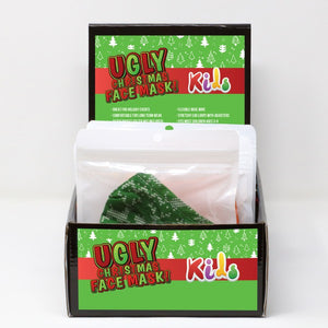 Kids Ugly Christmas Masks