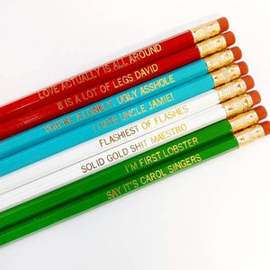 Love Actually Pencil Set