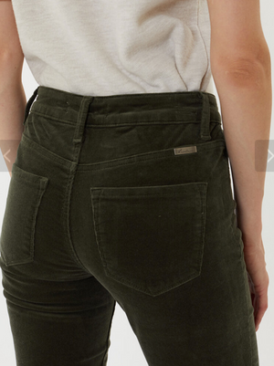 Crazy for Corduroy High Rise Jeans