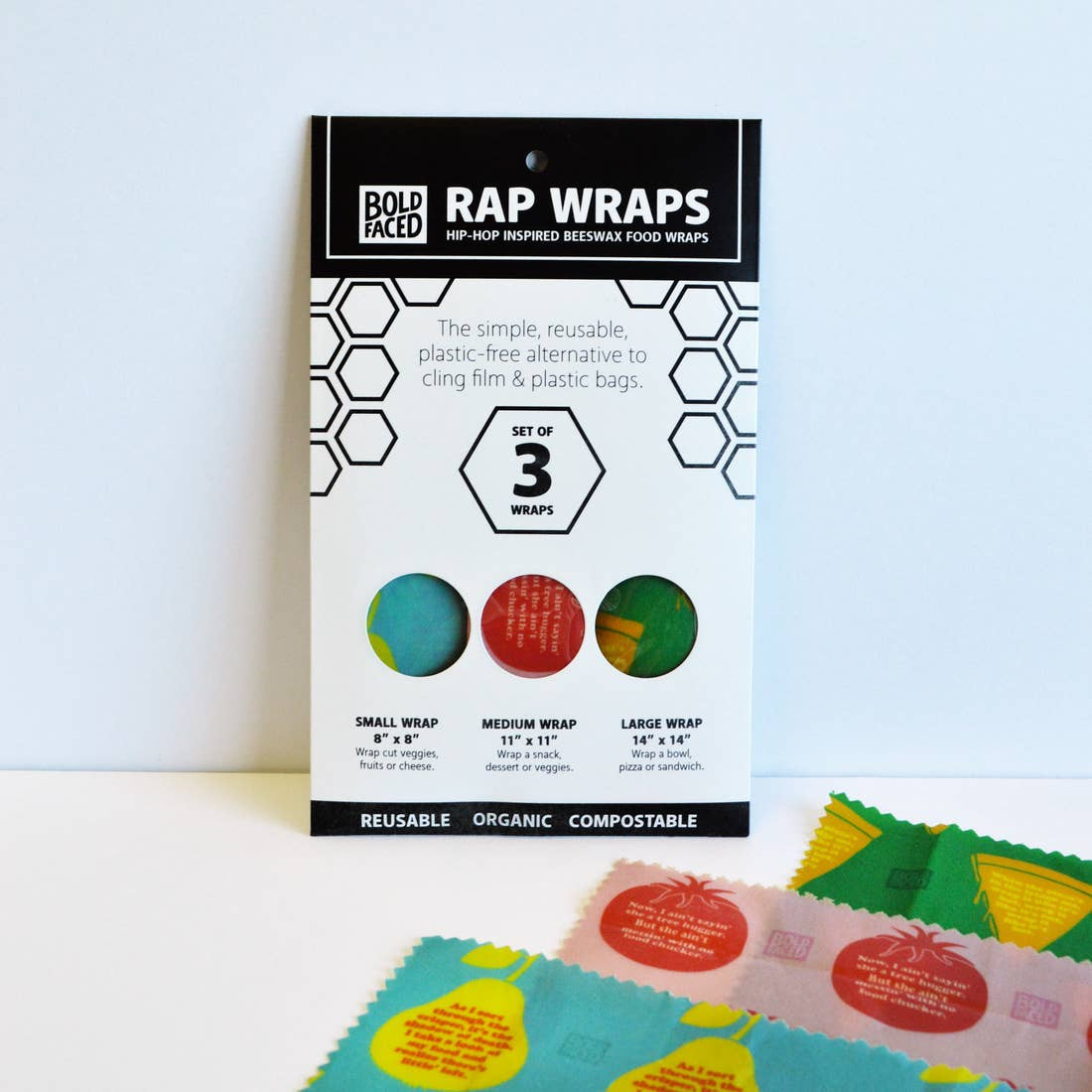 Rap Food Wraps