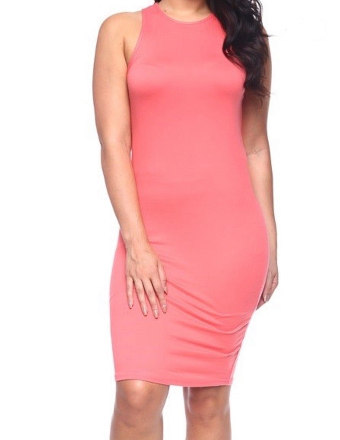 Plus size MoDress