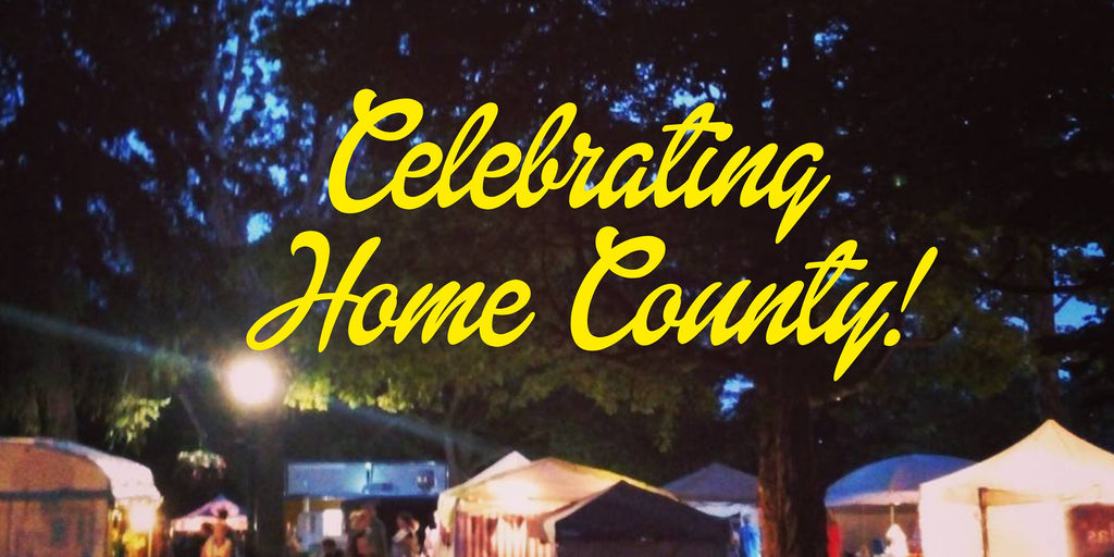 Celebrating Home County!