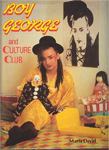 Boy George and Culture Club by Maria David