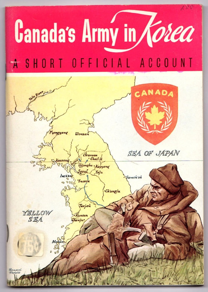 Canada's Army in Korea The United Nations Operations, 1950-53
