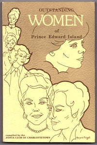 Brown & Dickson Book Outstanding Women of Prince Edward Island