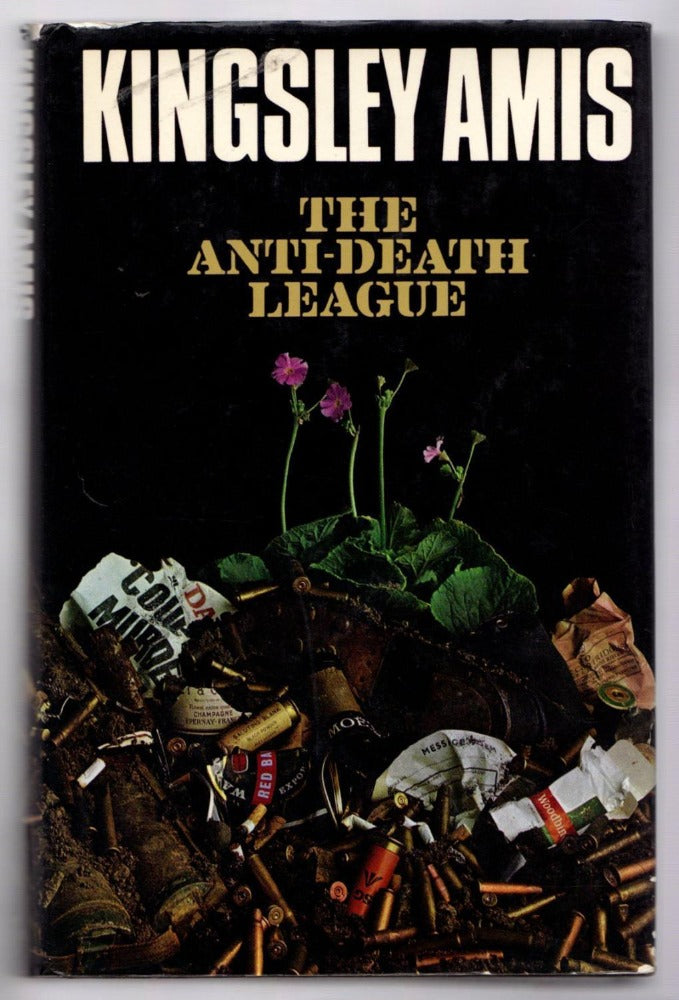 Brown & Dickson Book The Anti-Death League by Kingsley Amis [Signed, Second Impression]