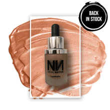 Load image into Gallery viewer, Luminaire Liquid Highlighter | Bronze Baby