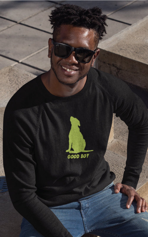 GoodBoy - Unisex Long Sleeve T-Shirt