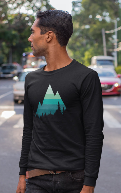 Peak - Unisex Long Sleeve