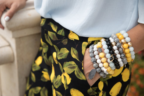Lemon Drop Armparty