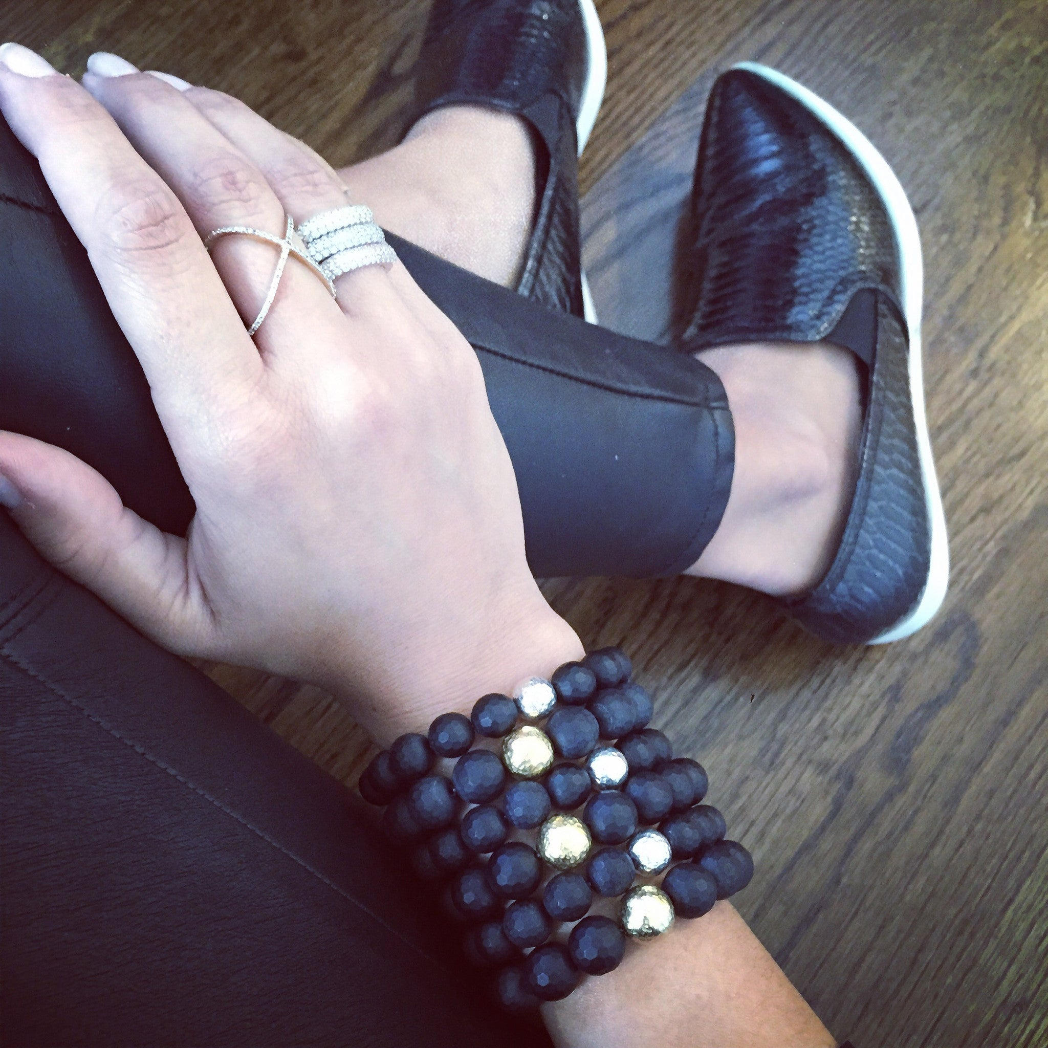 Uptown Chic Arm Party - Oriana Lamarca LLC