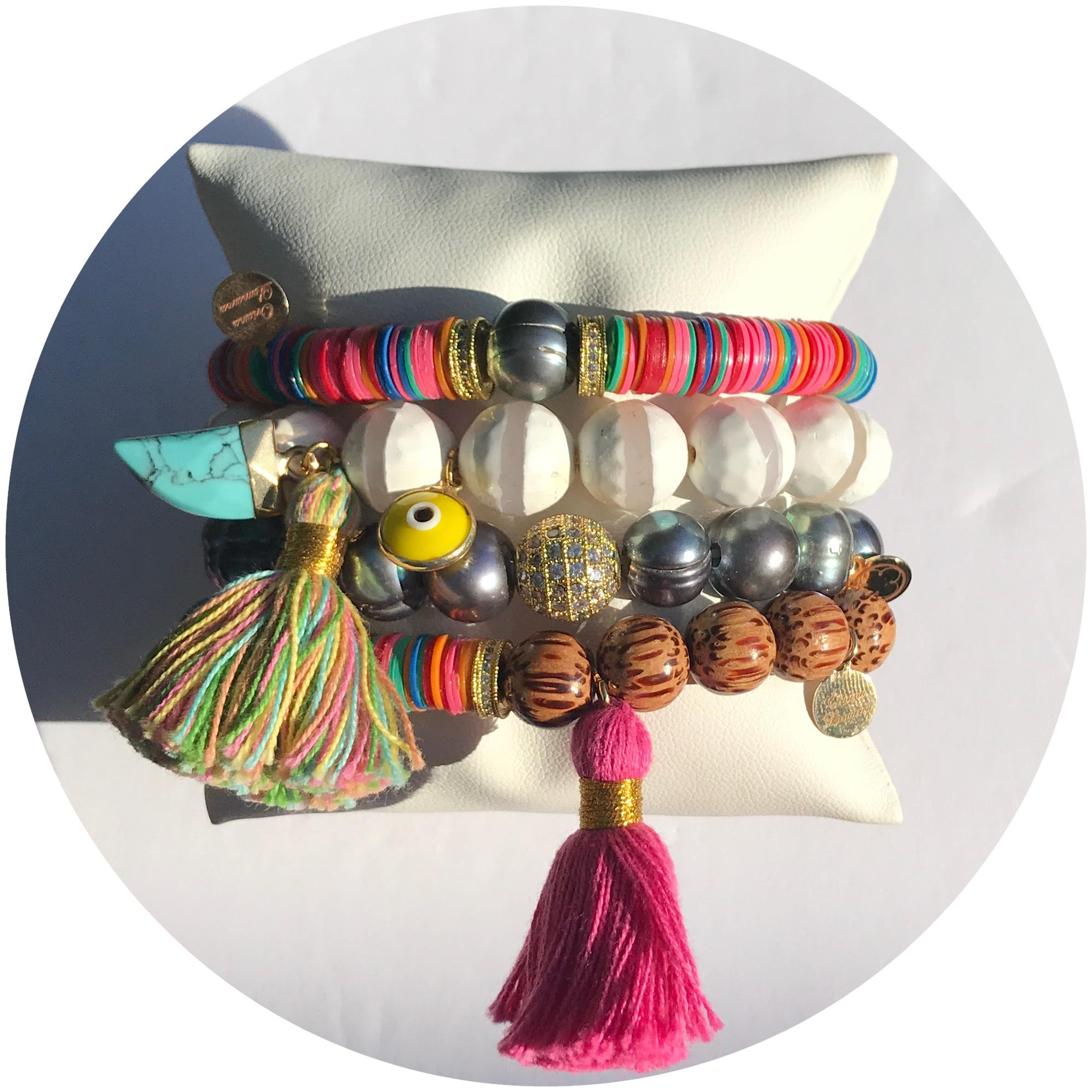 Trendy Thai Armparty - Oriana Lamarca LLC