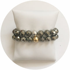 Pyrite Color Stax - Oriana Lamarca LLC