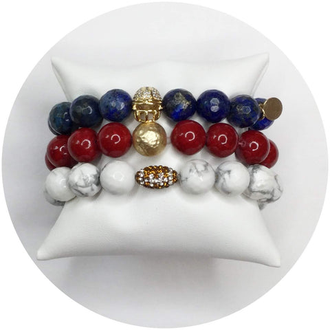 New York Giants Armparty