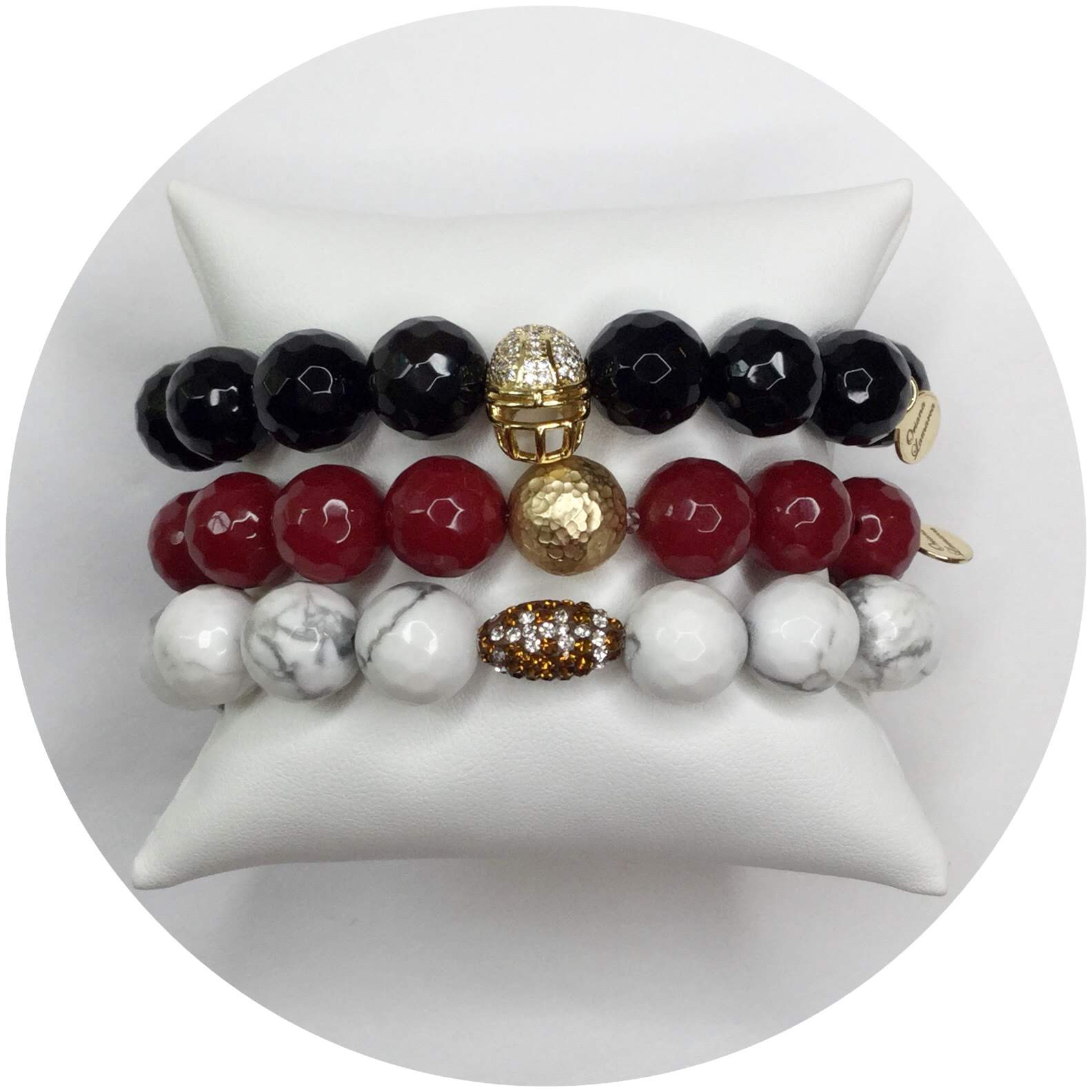 Atlanta Falcons Armparty - Oriana Lamarca LLC