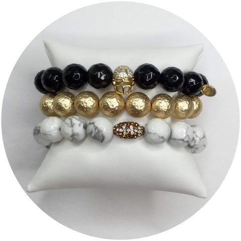 New Orleans Saints Armparty