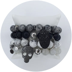Midnight Moon Armparty - Oriana Lamarca LLC