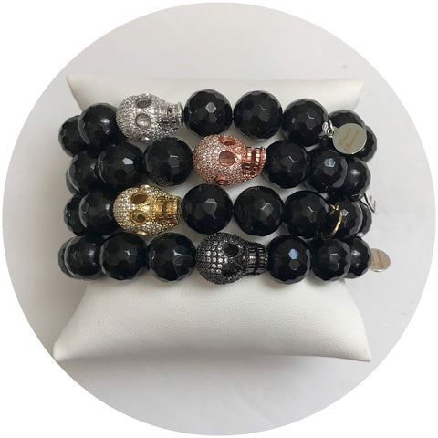 Screaming Skull Armparty