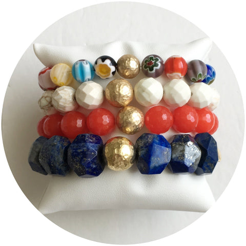 Majiolica Armparty