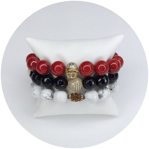 Kansas City Chiefs Armparty