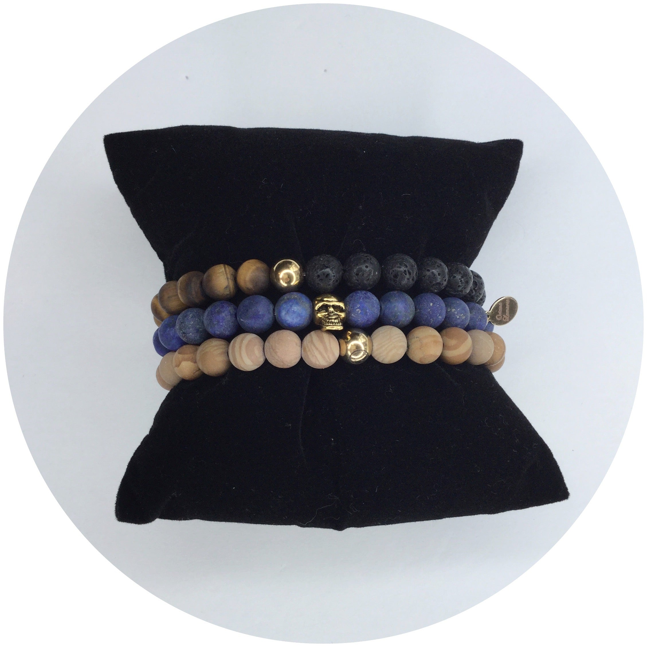 Mens Hipster Arm Party - Oriana Lamarca LLC