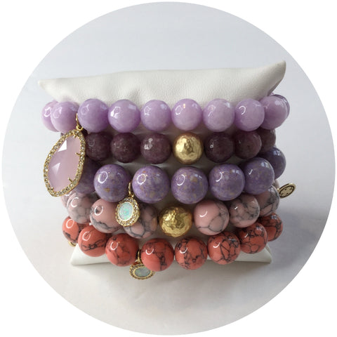 Purple Passion Armparty