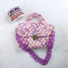 Purple Passion Armparty - Oriana Lamarca LLC