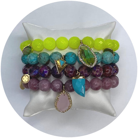 Spotted Orchid Armparty