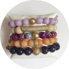 Lavender Tones Armparty