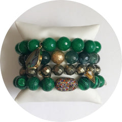 Green Day Armparty - Oriana Lamarca LLC