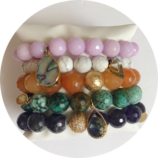 Earthy Armparty